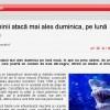 Libertatea avertizează: feriţi-vă de rechini în special duminica