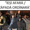 FOTO INEDIT: Cum au deszăpezit suporterii bucureşteni în judeţul Vrancea ?!