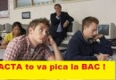 ATENȚIE! Elevii care vor copia la Bacalaureat vor intra sub incidența legii ACTA