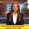 """INCREDIBIL: Bianca Drăguşanu prezintă emisiunea """"Tezaur folcloric"""""""