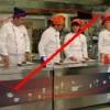 O emisiune culinară a fost sanctionată de CNA pentru difuzarea unor imagini in care apare un fund de lemn