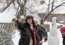 Exces de zel: Gigi Becali a dat 100 de euro unui om de zăpada confundându-l cu unul dintre sinistrați!