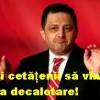 """Marian Vanghelie: """"Calota glaciară ce s-a instalat în București trebuie decalotată!"""""""