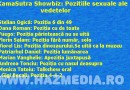 KamaSutra Showbiz: Vezi pozițiile sexuale ale vedetelor