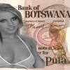 Alina Plugaru vrea să fie prima personalitate feminină pe o bancnotă din Botswana