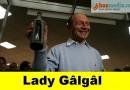 Traian Băsescu o va interpreta pe Lady Gâlgâl și va cânta în deschiderea unei sticle!