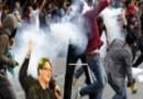 După ce au epuizat stocul de gaze lacrimogene, Poliția turcă folosește melodii Fuego pentru a dispersa protestatarii