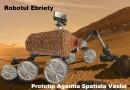 Institutul de Cercetări Spațiale Vaslui a început asamblarea robotului Ebriety