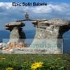 Ireal! Aflat în România pentru o reclamă, Van Damme a făcut șpagatul pe Babele