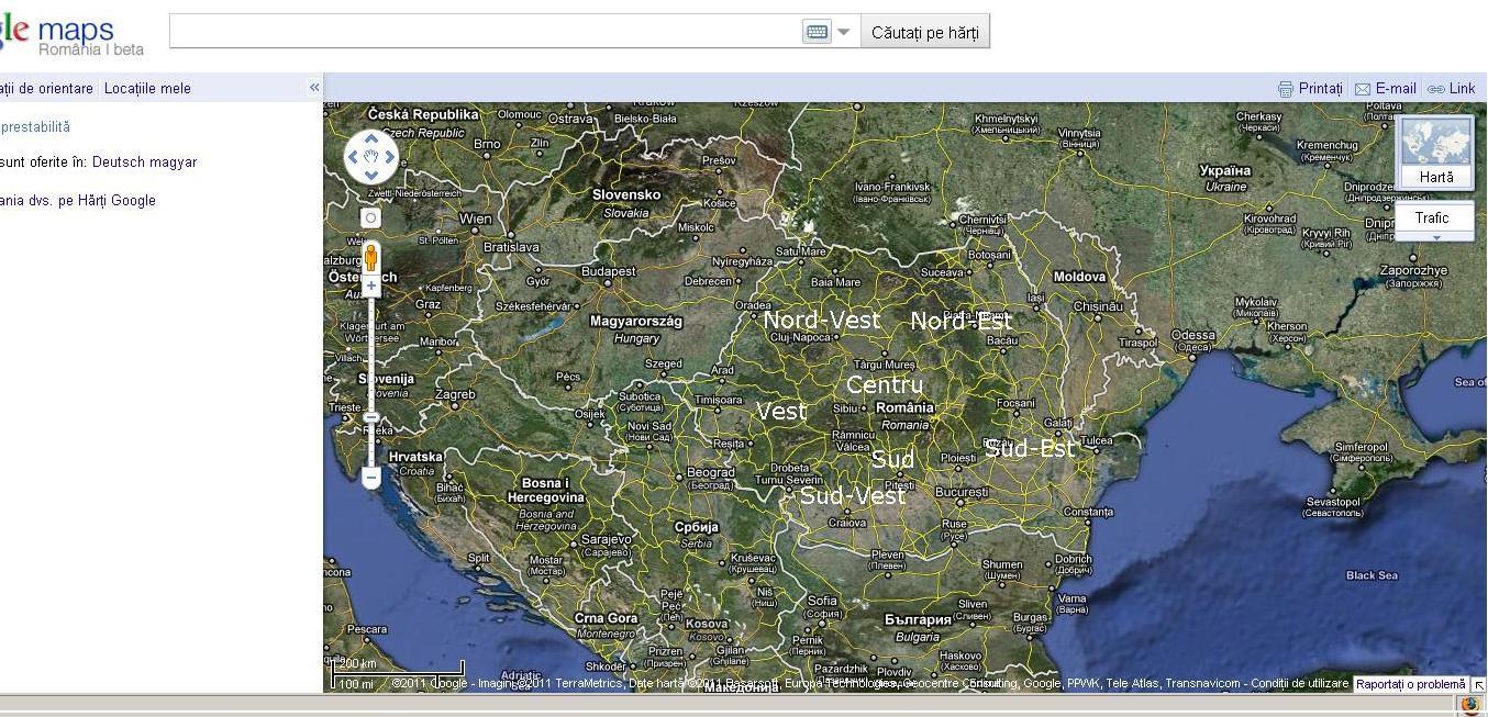 Google Maps A Actualizat Deja Noile Regiuni Propuse De Guvern